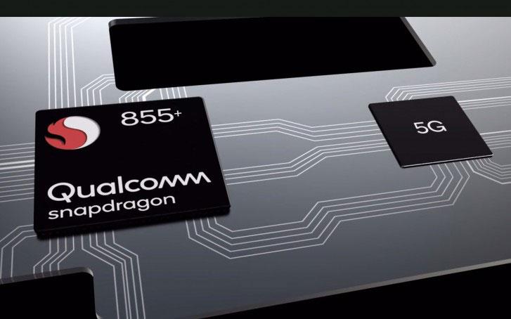 Snapdragon 855 PLus با فرکانس بالاتر پردازنده و گرافیک