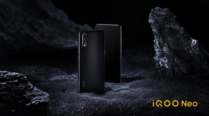 Vivo iQOO Neo گوشی مخصوص بازی با Snapdragon 845