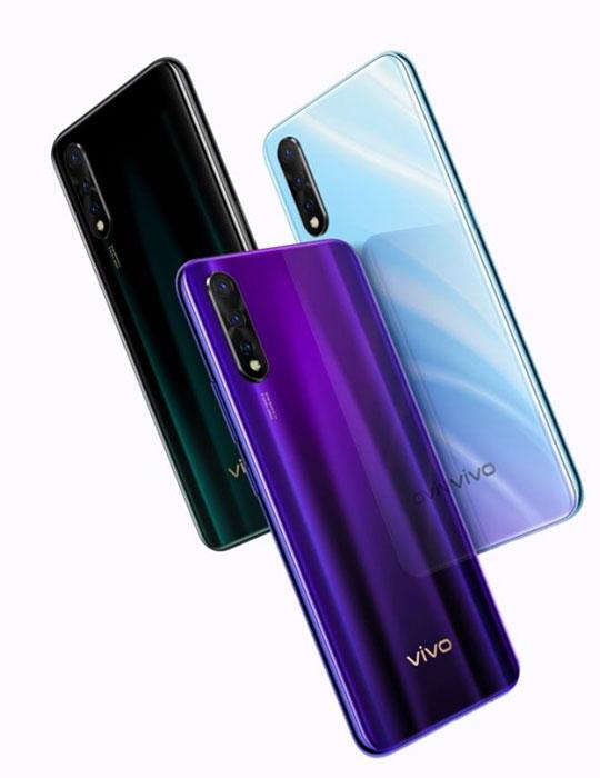 Vivo Z5 میانرده 230 دلاری با Snapdragon 712