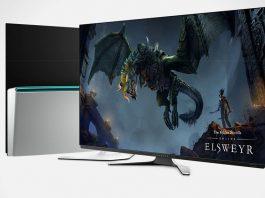 مانیتور گمینیگ جدید Alienware، هیولای 55 اینچی OLED