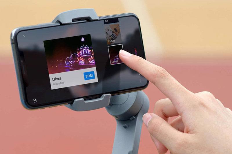 Osmo Mobile 3 گیمبال تاشوی هوشمند DJI