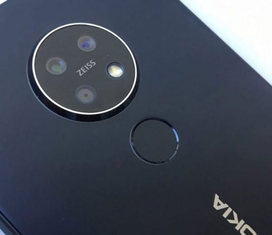 مدیر زایس طراحی دوربین سهگانه Nokia 7.2 را لو داد!
