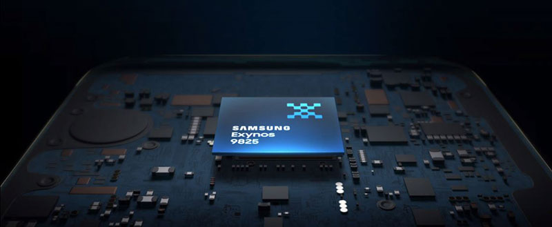 Exynos 9825 قلب تپنده 7 نانومتری Galaxy Note10Exynos 9825 قلب تپنده 7 نانومتری Galaxy Note10