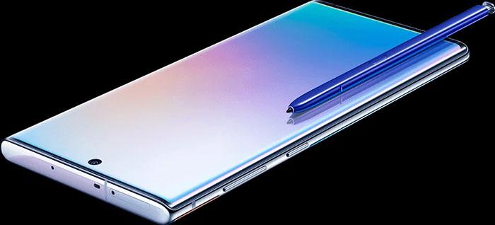 معرفی گلکسی Note10 و +Note 10 از 949 دلار 1 شهریور در بازار