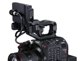 Canon C500 Mark II فیلمبردای 5.9K حرفهای 16,000 دلاری