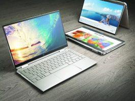 HP Spectre x360 لپتاپ 13 اینچی با پنل OLED