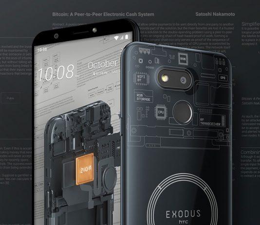 دومین گوشی بلاکچین اچتیسی آمد: Exodus 1S