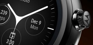Moto 360 بدون نام موتورولا دوباره معرفی شد!