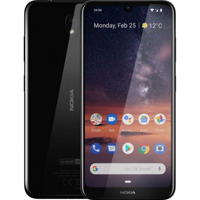 بازگشایی جعبه Nokia 3.2