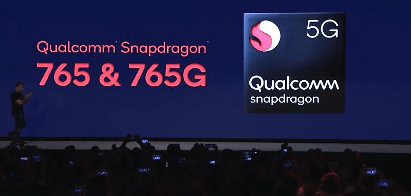 Snapdragon 765 پرچمدار رده میانی با مودم 5G داخلی
