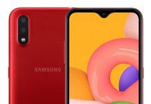 Samsung Galaxy A01 ارزانقیمتی با 6 و 8 گیگ رم!