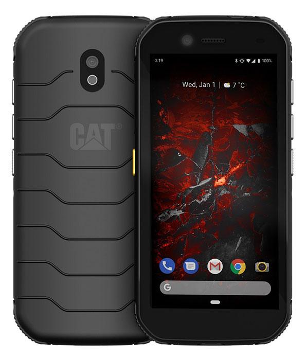 Cat S32 دژ مستحکمی با اندروید 10 و باتری 4,200mAh