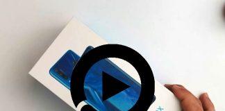 آنباکسینگ آنر 9X نسخه آبی رنگ