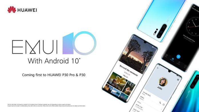کدام گوشیهای هواوی آپدیت EMUI 10 را دریافت میکنند؟