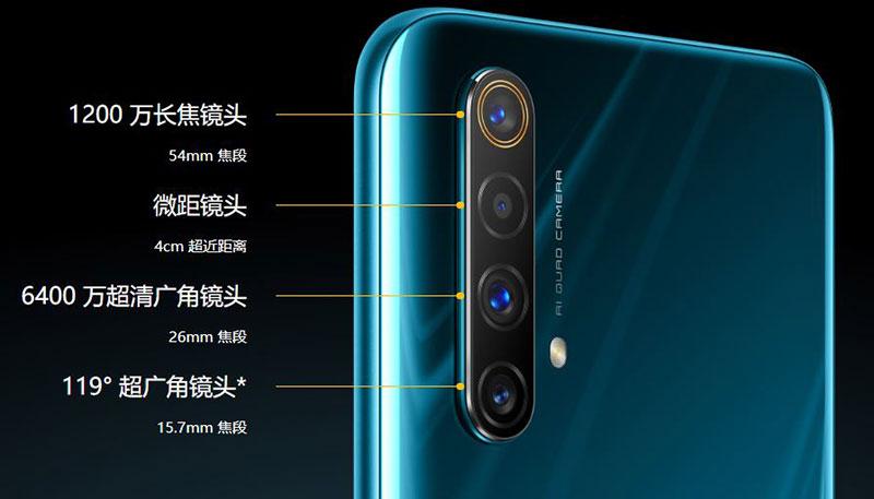Realme X50 5G هیولایی با صفحهنمایش 120 هرتزی