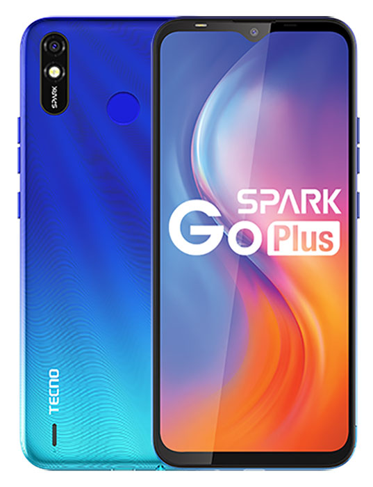 Techno Spark Go Plus اندروید Go اشرافی فقط 88 دلار!