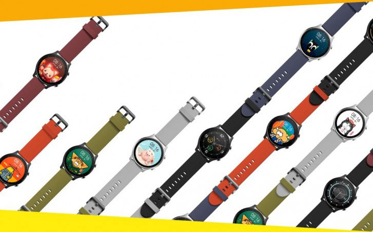شیائومی Watch Color اسمارتواج دایرهای 115 دلاری