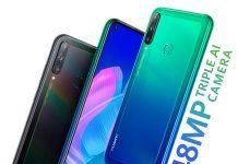 معرفی Huawei Y7p با دوربین 48MP و باتری 4,000mAh