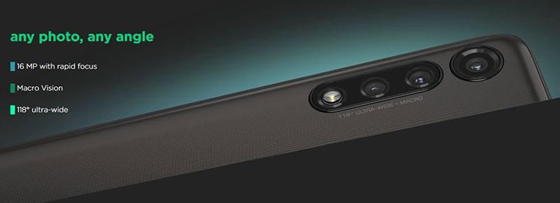 Moto G8 Power میانهای با باتری 5,000 میلی آمپر ساعتی!