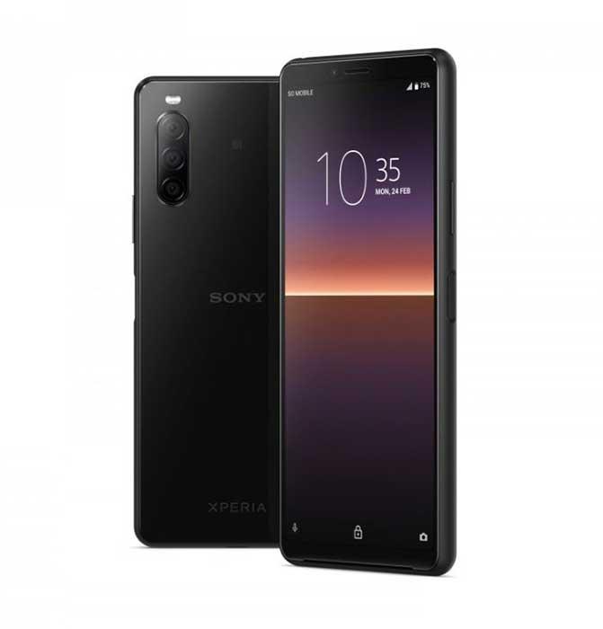 سونی Xperia 10 II میانرده 6 اینچی با Snapdragon 665