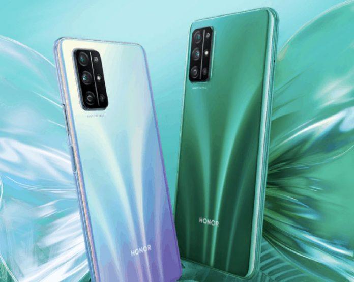 Honor 30S میانهای با Kirin 820 و پشتیبانی از 5G