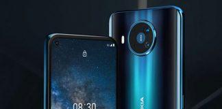 Nokia 8.3 5G اولین نسل پنجمی نوکیا با چهار دوربین