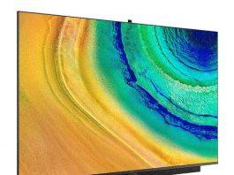 تلویزیون هواوی در راه است: 65 اینچ OLED با 14 اسپیکر!