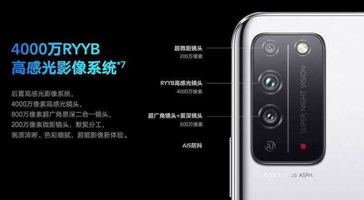 معرفی Honor X10 5G با دوربین 40 و سلفی پاپآپ