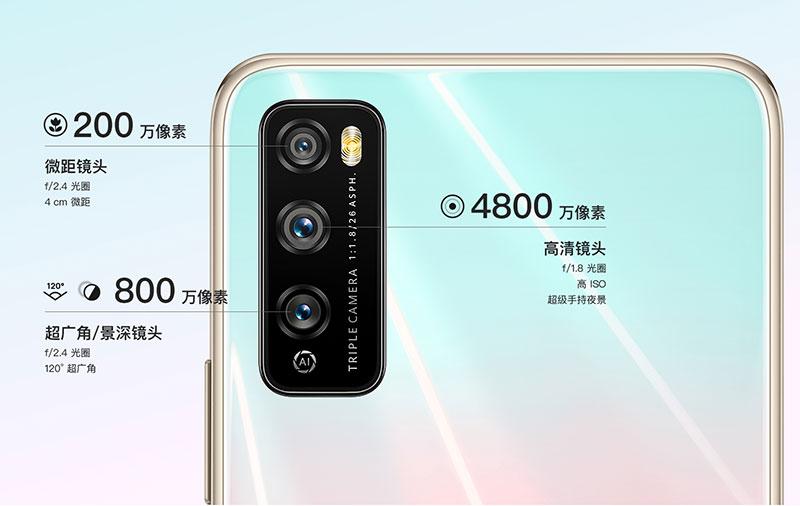 هواوی Enjoy Z 5G با صفحهنمایش 90Hz و Dimensity 800
