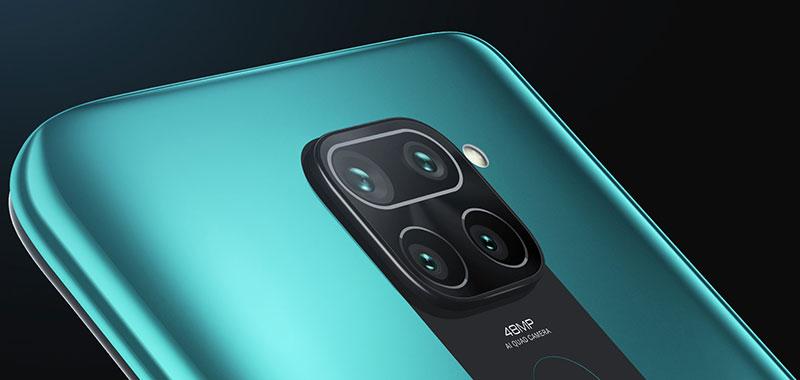 Redmi Note 9 عضو سوم خانواده با Helio G85