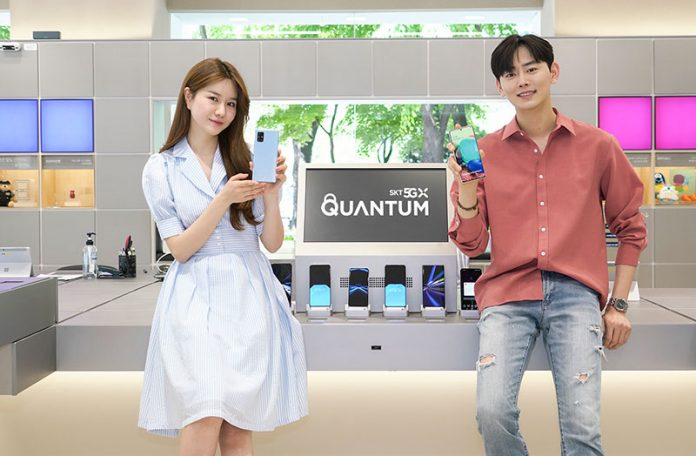 Samsung Galaxy A Quantum اولین گوشی 5G کوانتومی