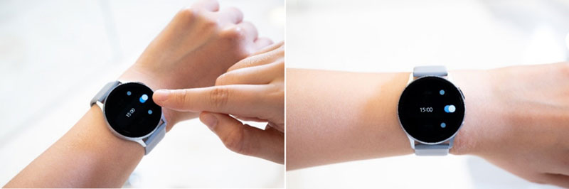 عادت شستن دستها با Hand Wash و گلکسی واچ سامسونگ