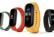 معرفی Mi Band 5 با صفحهنمایش بزرگتر و NFC