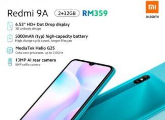 معرفی Redmi 9A و Redmi 9C فقط با 85 و 100 دلار!