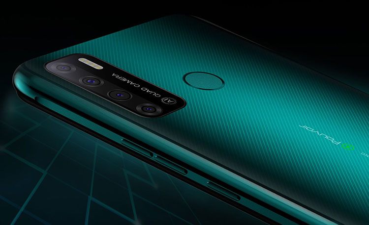 Tecno Spark Power 2 ارزانقیمت 7 اینچی با باتری 6,000mAh