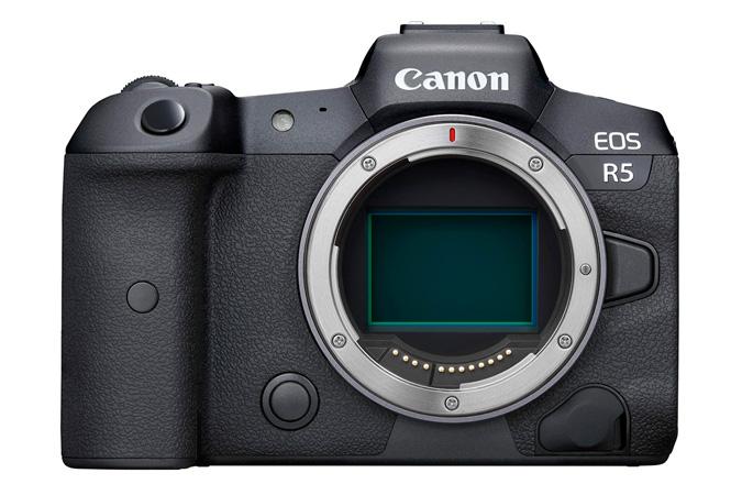 معرفی Canon EOS R5 – فولفریم 45MP با برداشت ویدئوی 8K