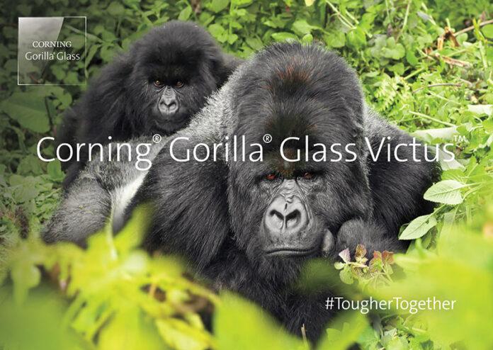 گوریلا گلس Victus نسل جدید شیشههای مقاوم