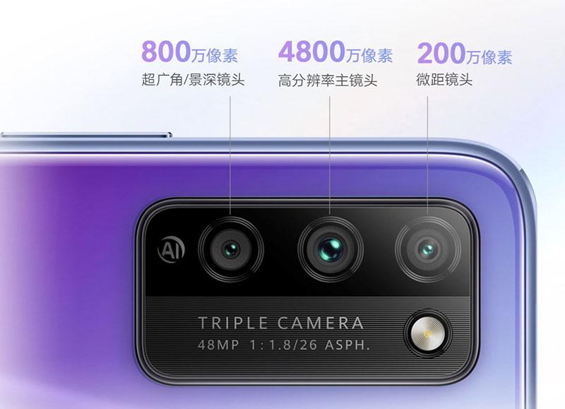 معرفی Honor 30 Lite با صفحهنمایش 90 هرتزی و اتصال 5G