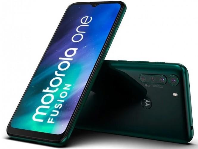 معرفی Motorola One Fusion با SD710 و دوربین 48 مگاپیکسلی