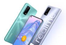 معرفی Realme V5 ارزانقیمتترین گوشی 5G بازار