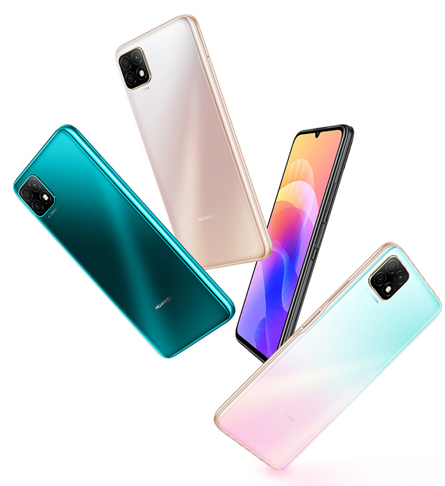 Huawei Enjoy 20 Plus و Enjoy 20 دو 5G جدید از هواوی