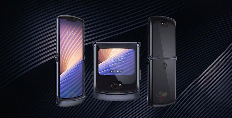 Motorola Razr 5G - دومین تاشوی موتورولا با دوربین 48MP