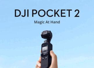 DJI Pocket 2 آپدیت Osmo Pocket بعد از دو سال