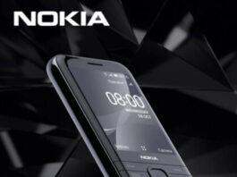 عکس و مشخصات Nokia 8000 4G لو رفت!