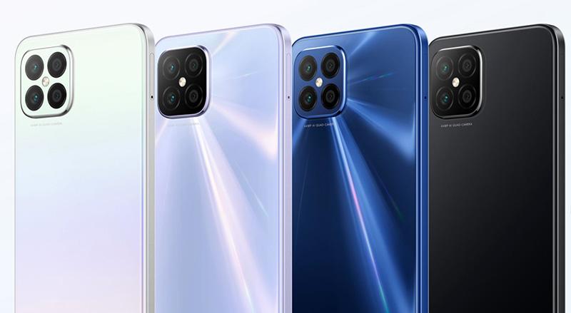 Huawei nova 8 SE میانرده 5G با شارژر 66 واتی