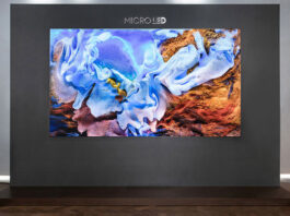 عصری جدید در کیفیت تصویر و طراحی با MicroLED سامسونگ