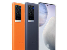 vivo X60 Pro Plus هیولایی با دوربین گیمبالی و Snapdragon 888