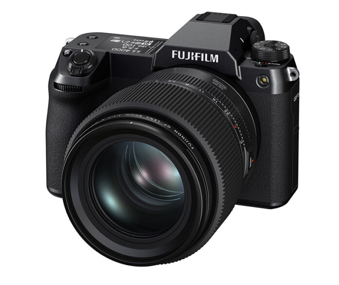 فوجی فیلم GFX100S دوربین 102 مگاپیکسلی مدیوم فرمت