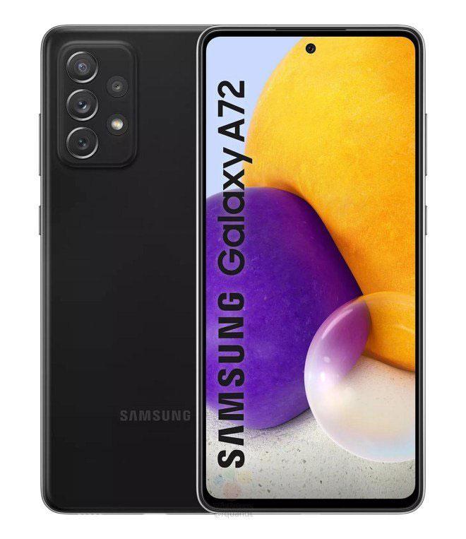 جزییات جدیدی از Galaxy A72 لو رفت - میانرده 4G سامسونگ!