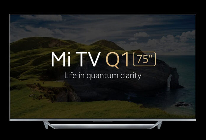 تلویزیون 75 اینچی شیائومی فقط 999 یورو!